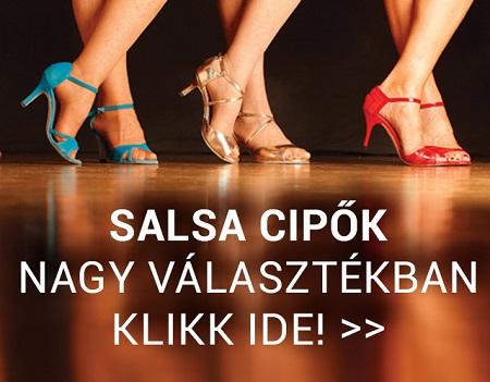Bachata tánccipő vásárlása Budapesten